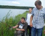На Шосткинщине состоялись соревнования по спортивной рыбалке