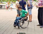 Кременчуг: Один день из жизни человека с инвалидностью (ВИДЕО)