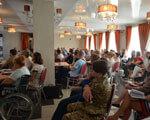 Обговорили питання соціального та правового захисту поранених учасників АТО