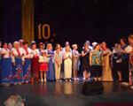 В Мукачево на пісенний фестиваль завітали колективи з 12 міст України (ФОТО)