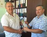 У Львові водія маршрутки нагородили за допомогу пасажирам з обмеженими можливостями (ВІДЕО)