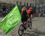 «Бачу! Можу! Допоможу!»: незрячі вирушать велопробігом зі Львова до Одеси (ВІДЕО) БАР'ЄРНІСТЬ