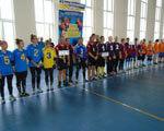 В Бахмуте впервые прошел открытый Кубок Донбасса по голболу
