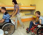 Кропивничани спробують себе у ролі інвалідів ПЕРЕСУВАННЯ
