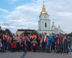 За сприяння Дениса Дзензерського дніпропетровські діти з інвалідністю відвідали Київ