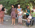 В центре «Забота» открыли дополнительную группу для детей с особыми потребностями (ВИДЕО)