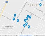 Сообщить об учреждениях Краматорска, не оборудованных пандусами, можно на карте доступности