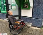 Недоступні банкомати ОБМЕЖЕНИМИ МОЖЛИВОСТЯМИ