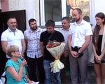 Чернівецькі інваліди-спинальники дочекались відкриття оновленого офісу (ВІДЕО)