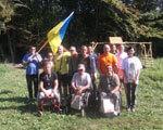 На Ужгородщині відбувся фестиваль рибалок серед спортсменів-інвалідів та учасників АТО