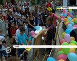 У Києві відбулася благодійна акція для особливих дітей (ВІДЕО)