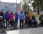 Чернігів – фінішна точка марафону інвалідів-візочників (ВІДЕО)