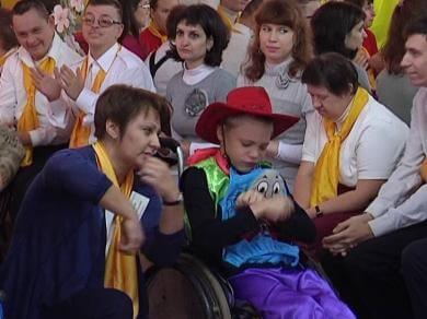 Досвід Харкова у роботі по реабілітації дітей з розумовими вадами готові впроваджувати на території області (ВІДЕО)