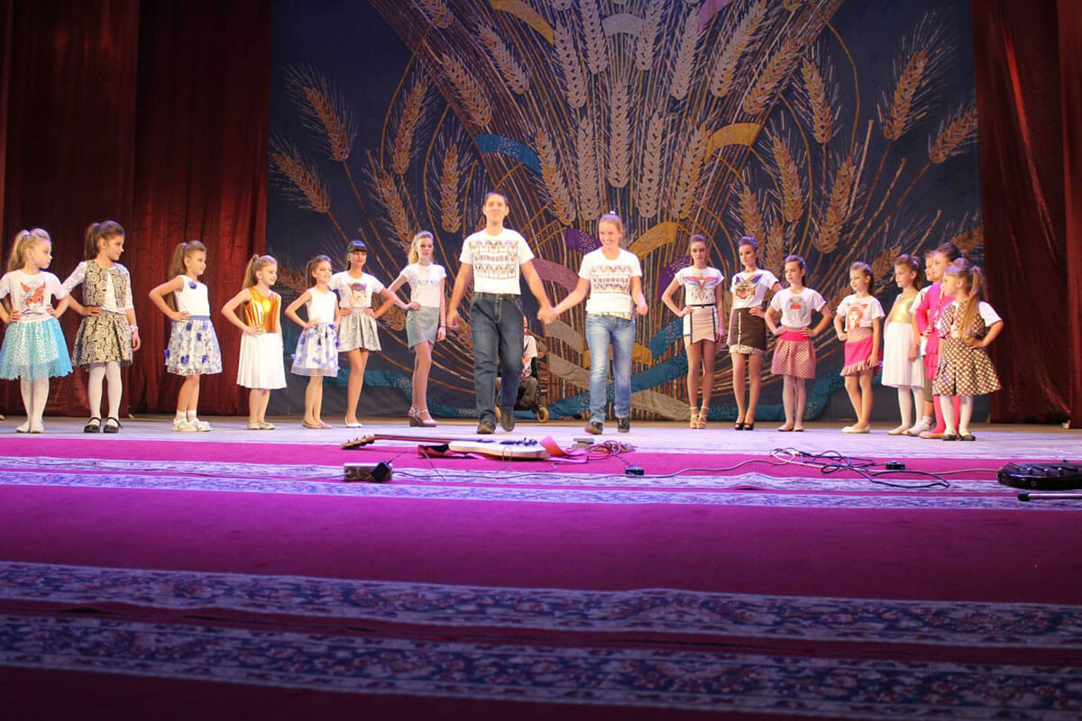 У Вінниці пройшов V Всеукраїнський фестиваль творчості людей з обмеженими можливостями «Багряна осінь на Поділлі-2016»