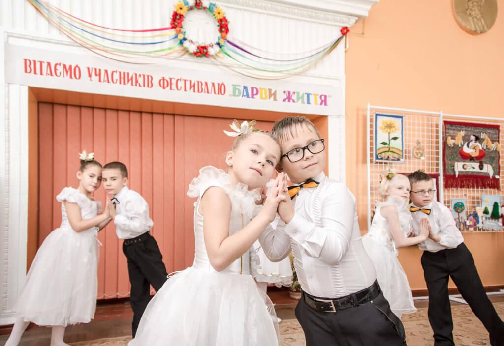 У Кропивницькому відбувся фестиваль «Барви життя» (ФОТО). фестивалю