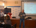 Реабилитация по-американски: физиотерапевты из США делились опытом в Запорожской облбольнице (ФОТО). реабилитации, реабилитологов