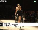 Modellerotelle у Мілані: моделі в інвалідних візках (ВІДЕО). modellerotelle