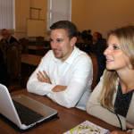 Світлина. Львівська політехніка створює сприятливі умови для студентів з особливими потребами. Навчання, особливими потребами, інклюзивної освіти