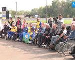 У Чернігові організували спортивні змагання для людей з інвалідністю (ВІДЕО)