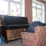 Світлина. Переселенцы-инвалиды переехали в заброшенную школу в Фонтанке. Новини, переселенцев