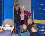 Виселених з одеського санаторію переселенців-інвалідів прихистили в Слов'янську. переселенців, санаторію