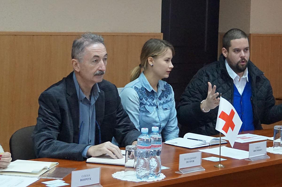 Люксембурзький Червоний Хрест створить на базі санаторію «Святі гори» Центр реабілітації інвалідів
