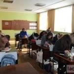 Світлина. Студенти Ладижинського коледжу ВНАУ зобразили своє бачення людей з особливими потребами у малюнках (ВІДЕО, ФОТО). Новини, інвалідністю