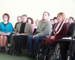 Не чекати вказівок у вирішенні проблем людей з інвалідністю. доступності, інвалідністю