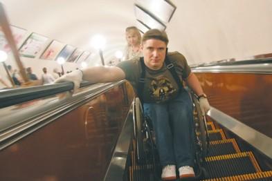 Киев создаст инфраструктуру для инвалидов в метро