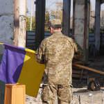 Світлина. В Ужгороді заклали фундамент майбутнього реабілітаційного центру для інвалідів. Реабілітація, інвалідів