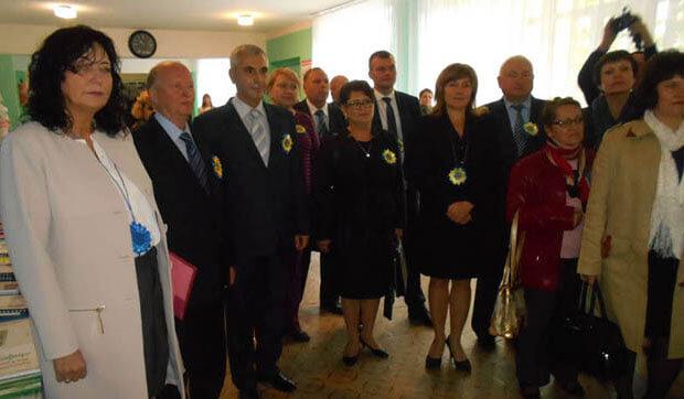 В Доброполье прошло заседание Всеукраинского совета по инклюзивному образованию. образования, особыми потребностями