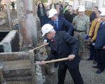 В Ужгороді заклали фундамент майбутнього реабілітаційного центру для інвалідів (ФОТО). інвалідів