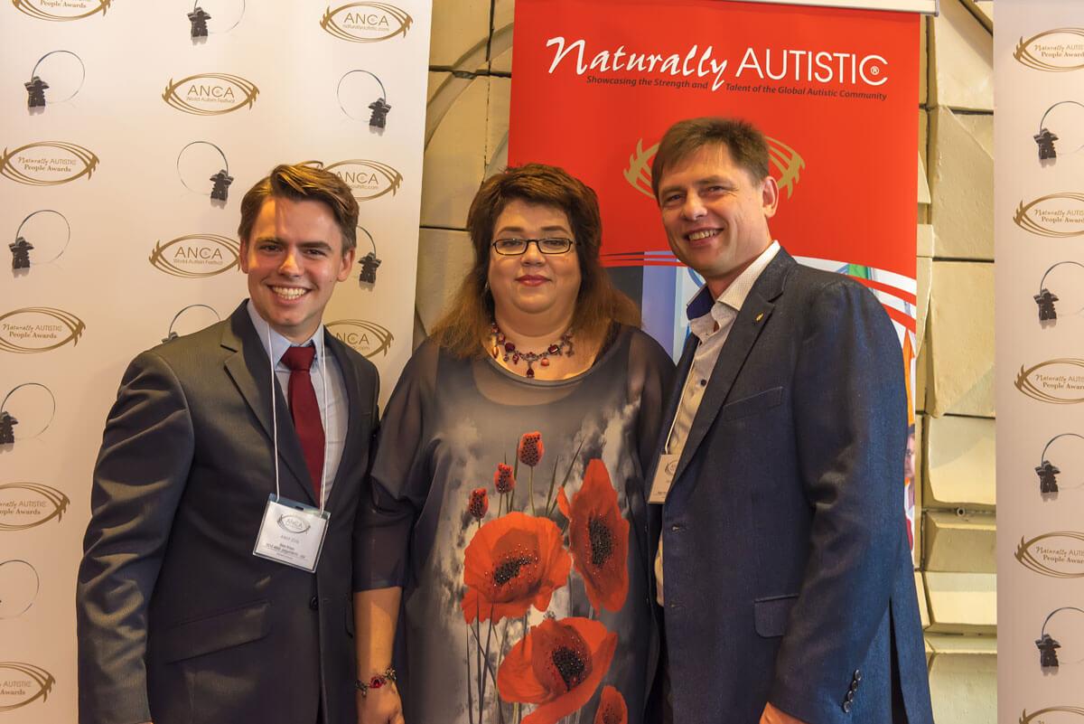 Молодые таланты на Всемирном фестивале аутистов