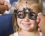 Показник інвалідності дітей з проблемами зору до 2020 року може зменшитись – лікар. інвалідності, person, glasses, sunglasses, smile, human face, little, eyewear, spectacles, goggles. A little girl holding a camera