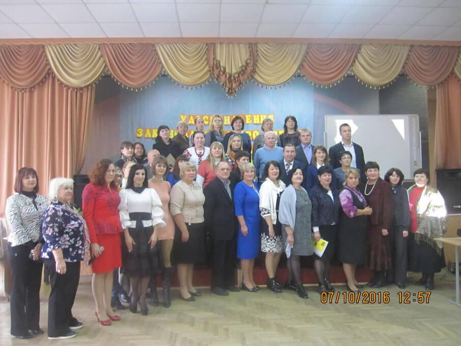 На базі СЗШ №281 пройшов Всеукраїнський «круглий стіл» щодо удосконалення законодавства про інклюзивну освіту (ФОТО)