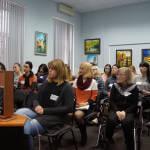 Світлина. В Києві пройшов тренінг з кар'єрного консультування людей з інвалідністю. Робота, інвалідністю