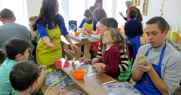 Студію гончарного мистецтва відкрили на Золотоніщині (ФОТО)