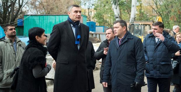 У Києві до кінця року відкриється сучасний Центр соціальної реабілітації для дітей-інвалідів
