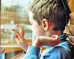 Проблема аутизма в Украине выходит на международный уровень. аутизмом, person, boy, young, human face, toddler, baby, close, staring