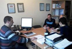 Ділова зустріч з роботодавцями з питання працевлаштування осіб з інвалідністю