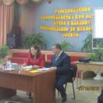 Світлина. На базі СЗШ №281 пройшов Всеукраїнський «круглий стіл» щодо удосконалення законодавства про інклюзивну освіту. Закони та права, інвалідів