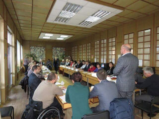 Соціалізація людей з обмеженими фізичними можливостями як основа повноцінного розвитку міста