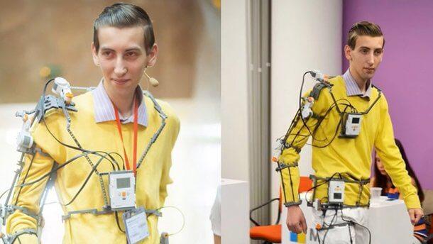 22-річний українець переміг на конкурсі робототехніки у США (ВІДЕО)