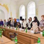 Світлина. В УДПУ відбувся перший Міжнародний науково-практичний симпозіум з впровадження інклюзивного реабілітаційно-соціального туризму в Україні. Реабілітація, інвалідів, інвалідністю, інтеграції, інклюзивного реабілітаційно-соціального туризму