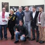 Світлина. Герої АТО представили проект «Переможці» у Військовому музеї Латвії. Новини, Переможці