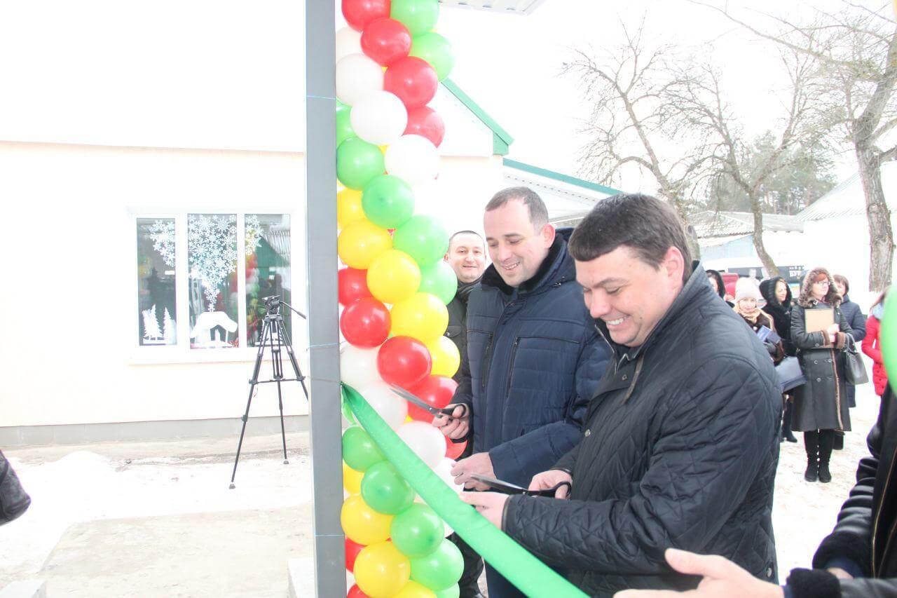 На Полтавщині відкрили реабілітаційне відділення для дітей з особливими потребами