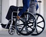 З метою забезпечення прав і свобод дітей та осіб з інвалідністю Уряд затвердив нове Типове положення про дитячий будинок-інтернат. дитячий будинок-інтернат, соціальний захист, інвалідність, інноваційне відділення, інтегрування, wheel, wheelchair, person, bicycle wheel, tire, bicycle, land vehicle, cart. A statue of a bicycle