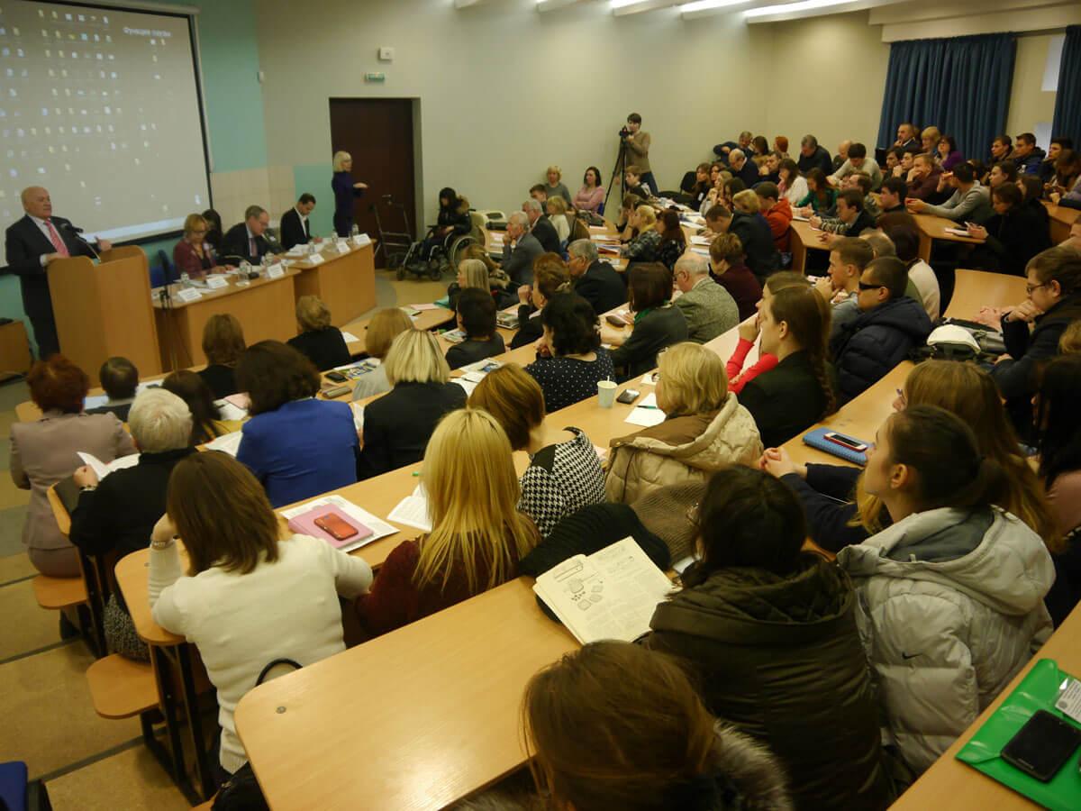 В Університеті «Україна» відбулася наукова конференція з проблем інклюзії (ФОТО)