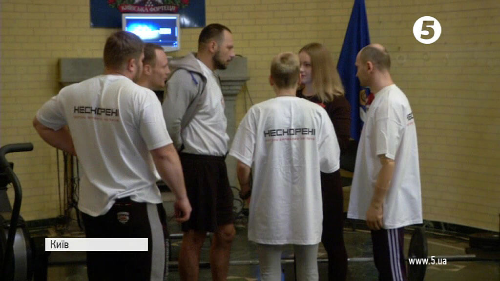 Нескорені: Вісім ветеранів АТО із різними травмами узяли участь у змаганнях з CrossFit (ВІДЕО)