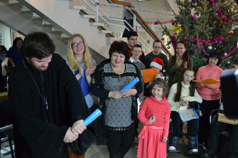 У Кропивницькому вперше відкрили зимовий табір для особливих дітей (ФОТО)